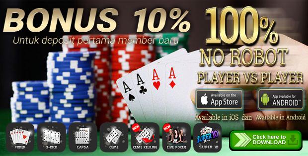 situs judi kartu poker online
