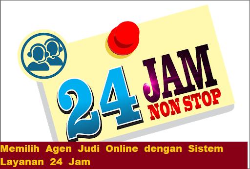 layanan 24 jam online